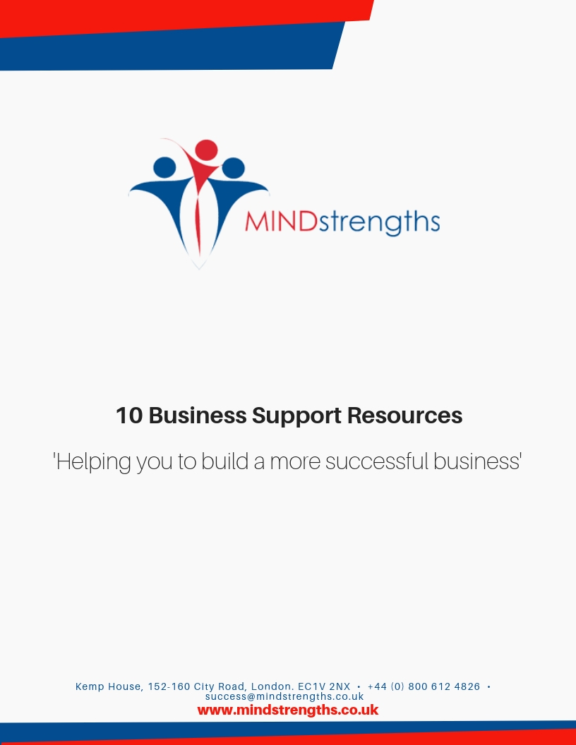 eBook, Business Resources, download, Mind Strengths, Teamwork, Business, Coach, Mentor, Kent, London, Lincolnshire