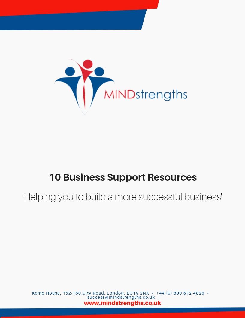 eBook of Business Resources, download, Mind Strengths, Teamwork, Business, Coach, Mentor, Kent, London, Lincolnshire